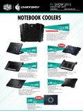 Cooler Master, CM Storm Notebook Coolers