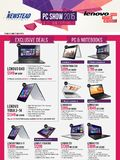 Lenovo Notebooks at Newstead