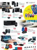 Logitech Speakers, Mice & Keyboards, iPad Accessories