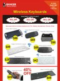 Ranger Wireless Keyboards