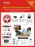 Ranger Wireless TV Packs