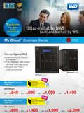 WD My Cloud Business Series