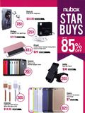Nubox star buys - page 1