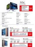 Best Denki - iMac and tablets