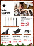 Belkin Accessories - Pg 1