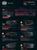 Cooler Master Gaming Keyboards