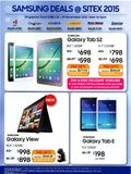 Samsung tablet deals