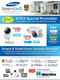 Samsung security camera - pg 1
