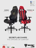 Secretlab gaming chairs - page 1