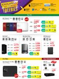 WD external drives - page 1