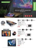 Lenovo Android Tablet Projector
