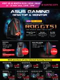 ASUS Gaming Desktops & Monitors