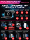 Dell, Lenovo, HP Gaming Notebooks & Desktops