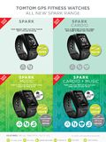 TomTom Spark Watches