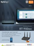 Synology Router-RT1900ac