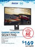 Dell Monitors @ Newstead - Pg 2