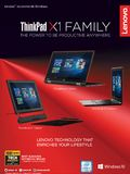 Lenovo ThinkPad X1 Family - Pg 1