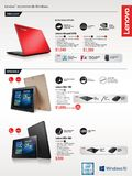 Lenovo Notebooks - Pg 2