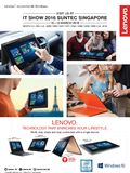 Lenovo at IT Show