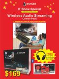 Ranger Wireless Audio Streaming