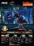 ASUS Gaming Monitors - Pg 1