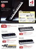 Casio page 1