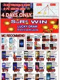 Electronics Fair page 1