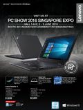 Lenovo Notebooks - Pg 1