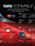 Lenovo ThinkPad X1 Family