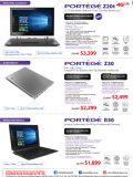Toshiba Notebooks - Pg 3