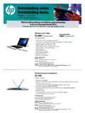 HP Notebooks - pg 2