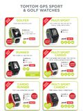 TomTom GPS Watches - Pg 1
