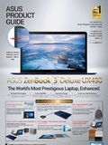 ASUS Product Guide - Pg 01
