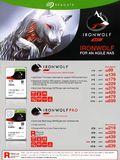 Seagate Ironwolf HDDs