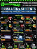 Game.Asia x Students