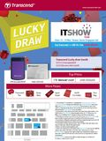 Transcend Lucky Draw