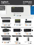 Logitech Keyboards & Cases