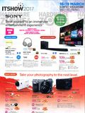 Sony at IT Show