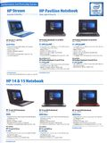 HP Laptop - Pg 4