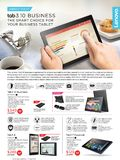 Lenovo Android Tablet - Pg 2