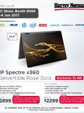 HP Spectre x360 @ Harvey Norman