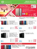 Seagate External Drives - Pg 1