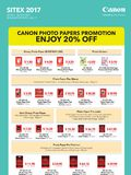 Canon Printer Supplies - Pg 3