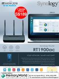 Synology Router - Pg 1