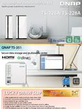 QNAP Lucky Draw