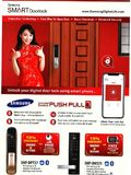 Samsung smart door lock - Pg.1