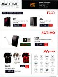 EngSiang Pre-Order specials