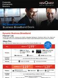 ViewQwest Business - Page 1