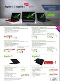 Acer notebooks - Pg 5