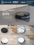 ECOVACS robot cleaner